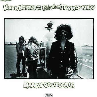 Randy Californien - Kapt Kopter & fabelagtig Twirly fugle [Vinyl] USA import