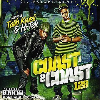 Talib Kweli & DJ Efx - kyst til kyst [CD] USA importerer