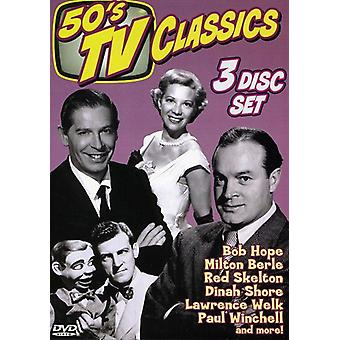 50 's TV Collector's Edition [DVD] USA importerer