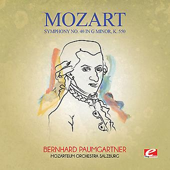 Mozart - Symphony No. 40 in G Minor K. 550 [CD] USA import