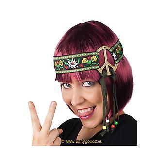 Diadema de pelo accesorios Hippie
