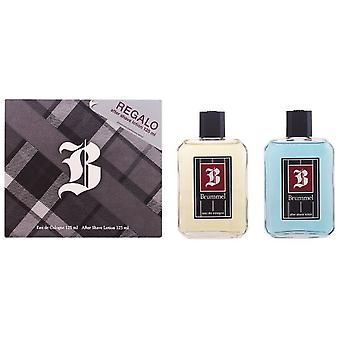 Brummel Brummel Cologne 125 Ml + Aftershave 125 Ml (Man , Perfumes , Perfumes)