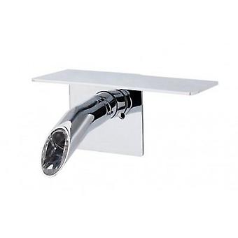 Galindo Onlyone sink faucet wall with shelf 240 mm (Casa , Bagno , Lavabi , Lavandino)