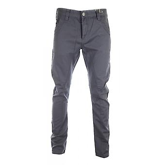 Henleys Kandid Chino In Slate Grey