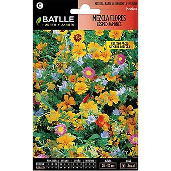 Batlle Flowers For Japanese Meadow (Garden , Gardening , Seeds)