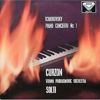 Sir Georg Solti - Tjajkovskij: Klaver Concerto No. 1 [Vinyl] USA import