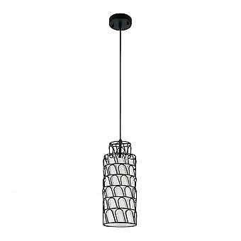 Maytoni Lighting City LOFT Collection Pendant, Black