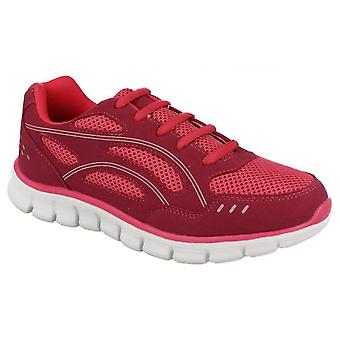 Ladies Womens Gym Running Jogger Walking Hiking Athletic Trainers Shoes