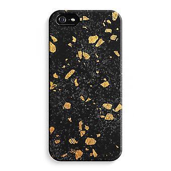 iPhone 5C Full Print Case (Glossy) - Terrazzo N°7