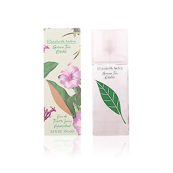 Elizabeth Arden Green Tea Exotic Eau De Toilette Vapo 100ml Womens New Fragrance