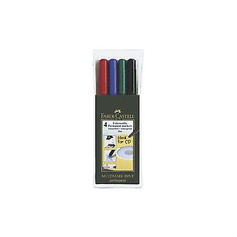 OH-penna VF FABER CASTELL fine 4/fp