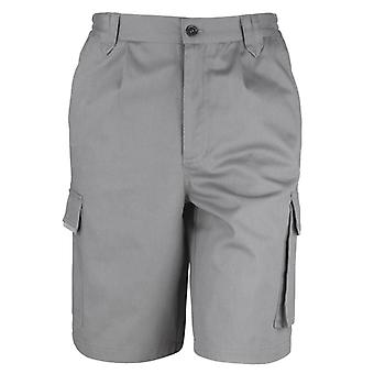 Result Work-Guard Mens Work-Guard Action Shorts