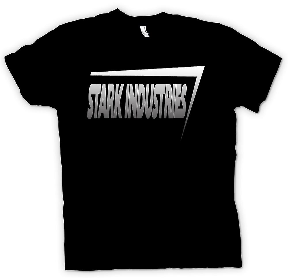 Womens T-shirt - Stark Industries Logo - Iron man