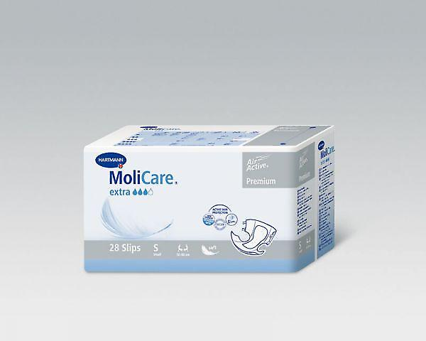 Molicare Softextra Xl | Unisex All-in-1 Incontinence Pads | Pack Of 14