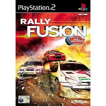 Rally van Fusion Race of Champions (PS2)