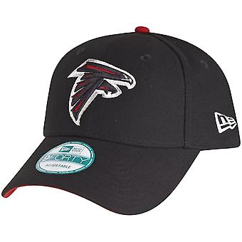 New Era 9Forty Cap - NFL LEAGUE Atlanta Falcons schwarz