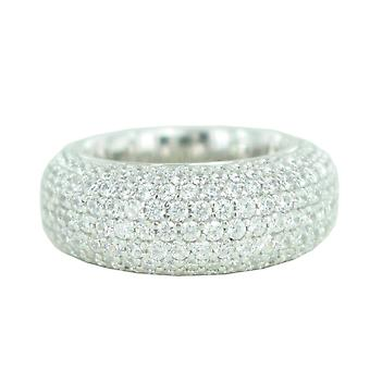 Esprit Collection Damen Ring Silber Zirkonia Periteau ELRG91877A
