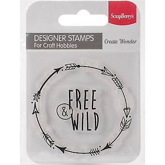 Scrapberry's Clear Stamps 2.7