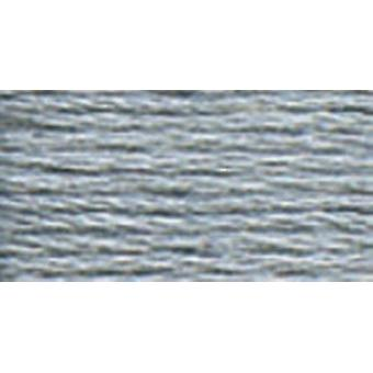 DMC Pearl Cotton Ball Size 8 87yd-Light Steel Grey