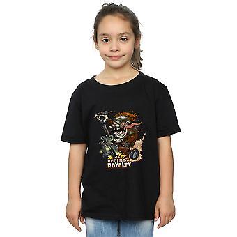Poopsmoothie Girls King Fink T-Shirt