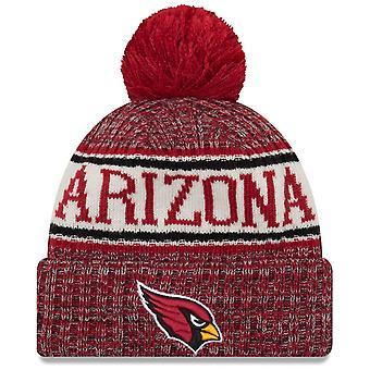 Ny æra NFL sidelinjen 2018 Bobble hatten - Arizona Cardinals