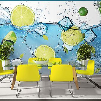 Wallpaper - refrescante limonada
