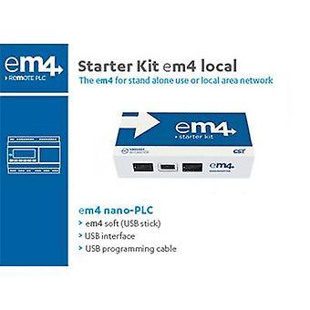 Kit del arrancador PLC Crouzet EM4 local 88981106 24 Vdc