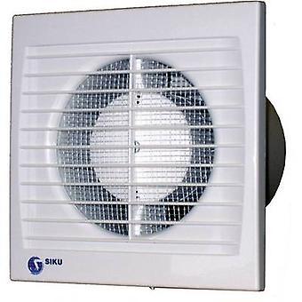 SIKU Silenta pared y techo ventilador 148 m³/h 12,5 cm