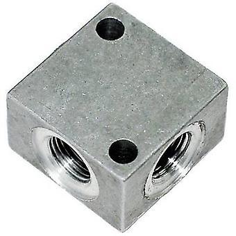 ICH 60404 Aluminium Cross Manifold 3/8