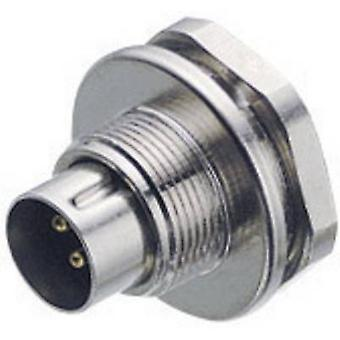 Binder 09-0415-00-05 Sub Miniature Circular Connector Series Nominal current (details): 3 A