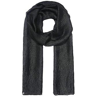 Intrigue Shimmery Scarf - Black
