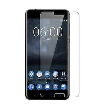 Nokia 5 screen protector 9 H laminerat glas tank skydd glas härdat glas