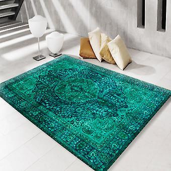 Rugs -Modern Persian Heriz Green