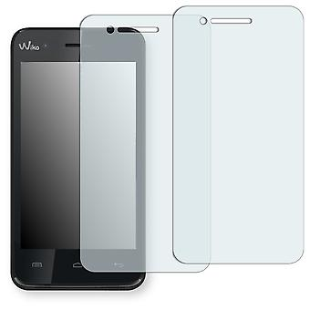 WIKO sunset display protector - Golebo crystal clear protection film