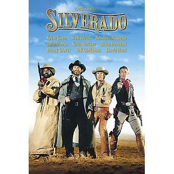 Affiche du film de Silverado (11 x 17)