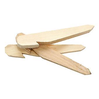 Clavija de madera tienda Set 9