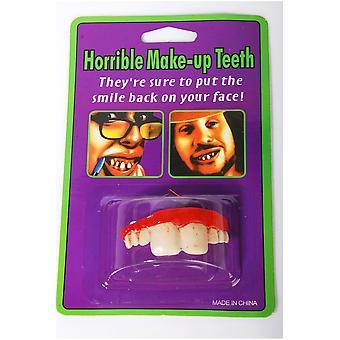 Accessories  False teeth large front teeth