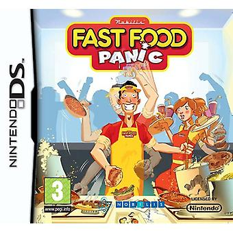 Fast Food Panic (Nintendo DS) - Factory Sealed