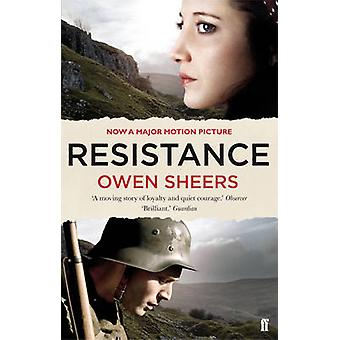Resistance (Media tie-in) by Owen Sheers - 9780571282371 Book