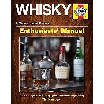Whisky Manual by Tim Hampson - 9780857337641 Book