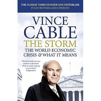 Stormen - de ekonomisk kris för värld och vad det innebär (Main) av Vinc