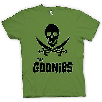 Goonies - schedel en zwaarden T Shirt