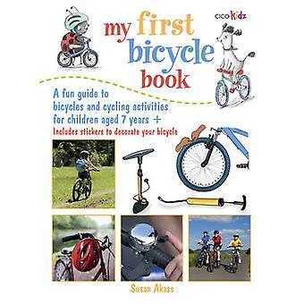 Mon premier livre de vélo - un Guide amusant pour vélos et activités cyclistes