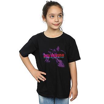 Jimi Hendrix jenter lilla disen Foxy Lady t-skjorte