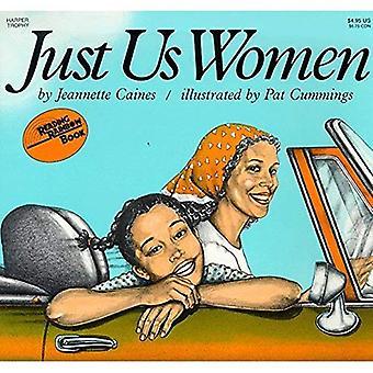 Bara vi kvinnor (Reading Rainbow Book)