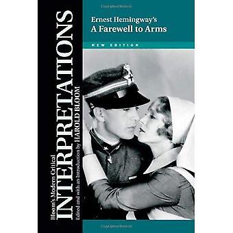 Pożegnanie z bronią - Ernest Hemingway (Bloom nowoczesne interpretacje krytycznych)