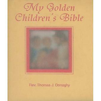 Bible de mes enfants en or