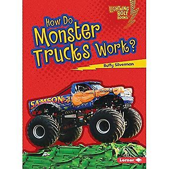 How Do Monster Trucks Work? (Lightning Bolt Books How Vehicles Work)