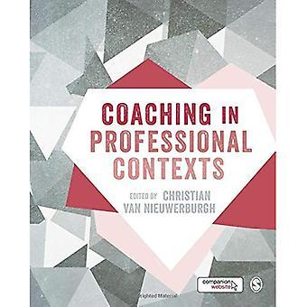 Coaching dans des contextes professionnels première édition
