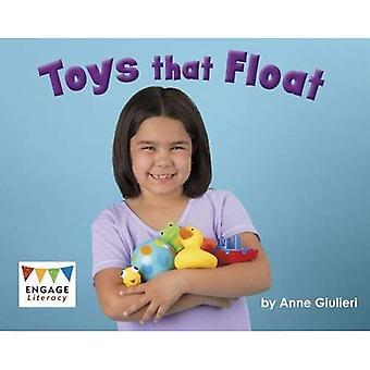 Speelgoed dat Float (gaan alfabetisering: geletterdheid roze gaan)